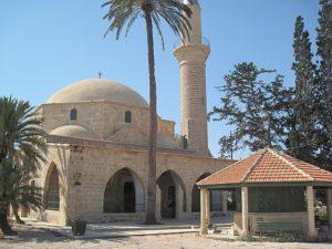 Mosquée Hala Sultan Tekke (Chypre)