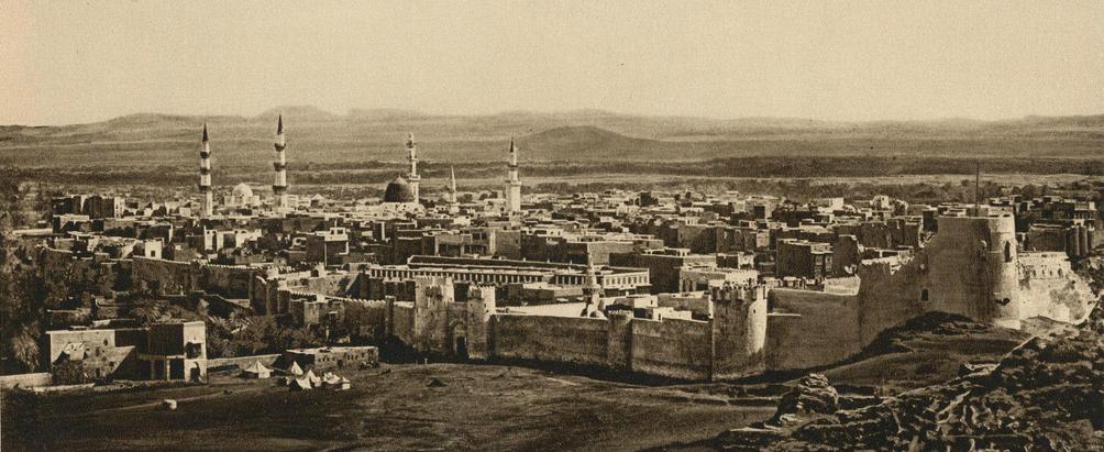 Panorama de Médine