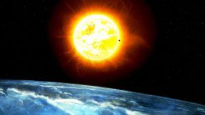 Les rimes identiques de la sourate «le soleil»