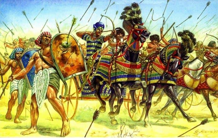 Invasion des Hyksôs en Egypte