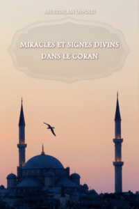 """Couverture du livre """"Miracles et signes divins dans le Coran"""""""