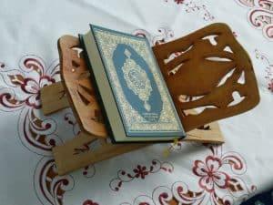 Des rimes liées aux thèmes abordés, dans certaines sourates du Coran