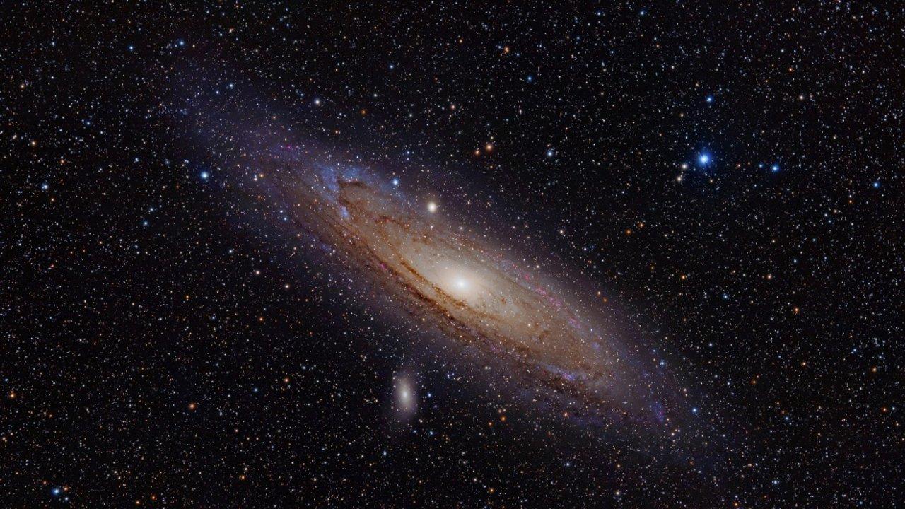 L'expansion de l'univers